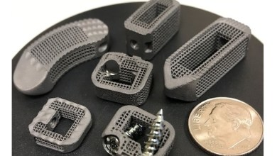 Photo of Nexxt Spine invests in metal 3D printing to advance spinal implant production
