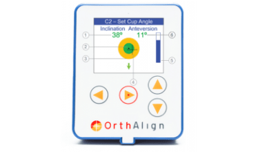Photo of OrthAlign, Inc. Announces Launch of HipAlign® Application for Surgical Navigation in Total Hip Arthroplasty