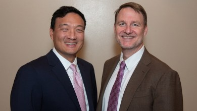 Photo of HSS Names Steve Lee, MD, new Chief of Hand, and Ernest Sink, MD, new Chief of Hip Preservation