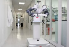 Photo of ABB Demonstrates Concept of Mobile Laboratory Robot for Hospital of the Future