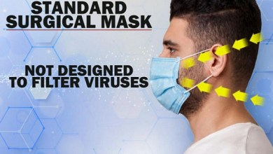 Photo of Surgeon general: Data doesn't back up wearing masks in public amid coronavirus pandemic