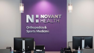 Photo of New Novant Health orthopedic & sports medicine clinic brings total joint center to market