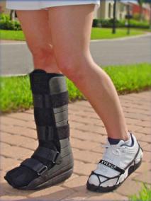 Evenup Shoe Shoe Leveler Cam Walker