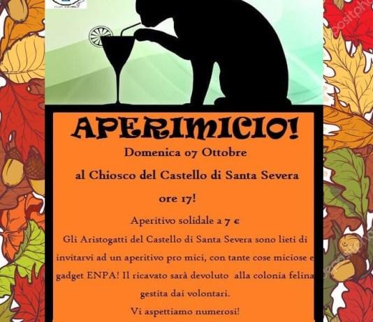 Locandina aperimicio – Fonte: ENPA Santa Marinella