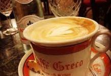 Caffè Greco - sfratto