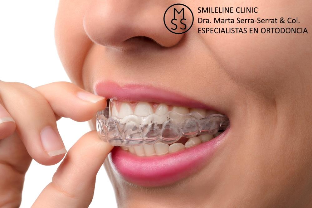 SMILELINE CLINIC - DRA.MARTA-SERRA-SERRAT - ESPECIALISTAS EN ORTODONCIA -