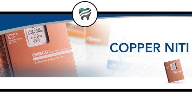 Como usar os arcos ortodônticos Cooper NiTi – Ormco: Aprenda e Entenda