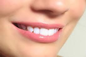 gigi putih bersih sehat