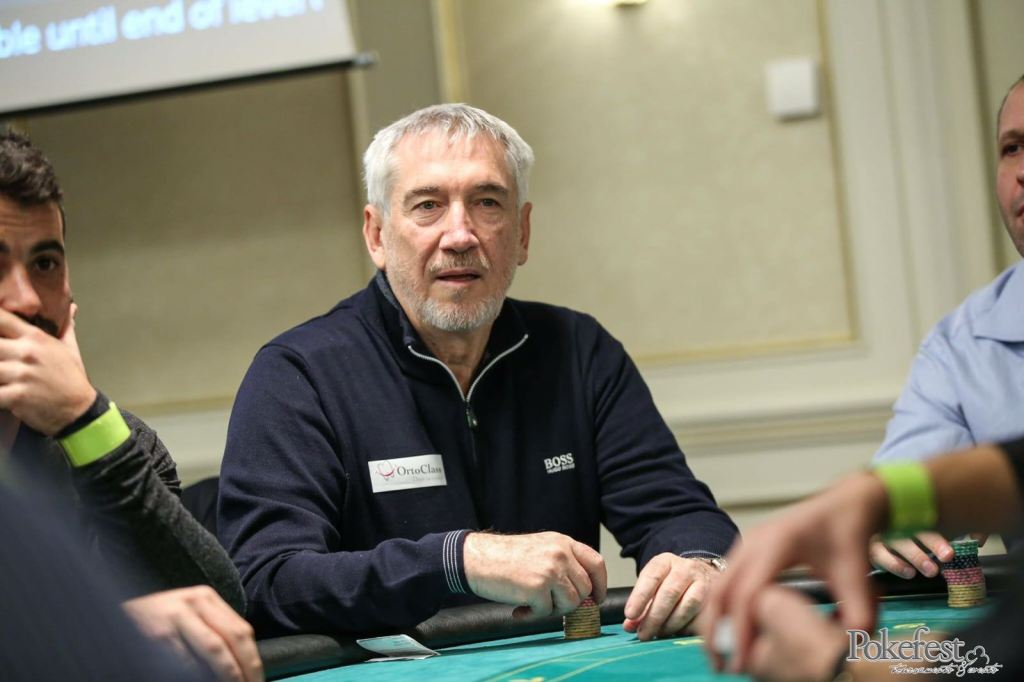 Dan Chisu Ortoclass Poker Beats Cancer