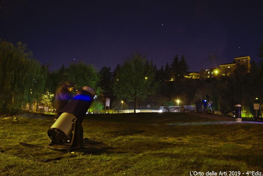 Astronomia al parco