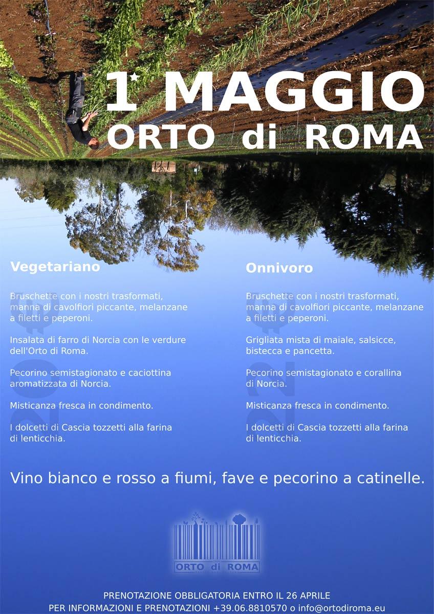primo 1 maggio roma