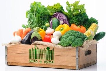box verdure Orto di Roma