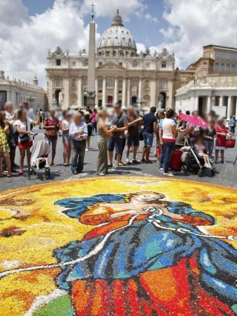 San Pietro e Paolo patroni di Roma