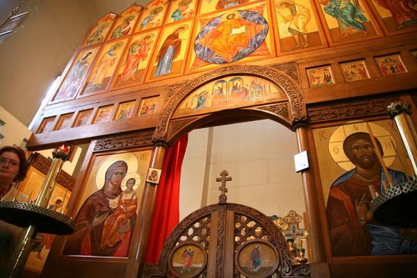 (Română) Sfânta Liturghie și adunarea anuală a comunității ortodoxe moldovenești la Biserica din Vanves: sâmbătă, 24 martie 2012