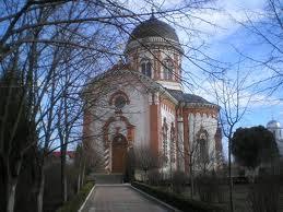 Mănăstirea Noul-Neamţ în veşmânt de sărbătoare