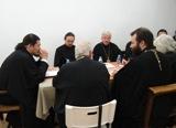 (Română) Adunarea genarală a preoților Eparhiei Corsunului din blagocenia Spaniei