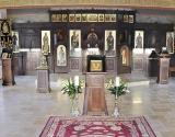 La chapelle intérieure du Séminaire orthodoxe à Epinay-sous-Sénart sera inaugurée le 14 novembre prochain