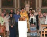 (Română) Franţa: Pentru prima dată după o lungă perioadă, în Toulouse, a fost oficiată Sf. Liturghie pentru enoriaşii Bisericii Ortodoxe Ruse