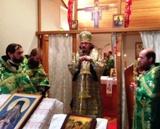 Престольный праздник молдавской общины во имя преподобного Паисия Величковского в Париже