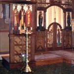 Programul slujbelor în săptămâna Patimilor la Biserica Sfinților Trei Ierarhi din Paris