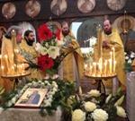 Приход преподобного Серафима Саровского г. Монжерона торжественно отпраздновал свой престольный праздник