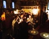 (Română) Franţa: Episcopul Nestor a săvârşit Cinul Iertării la catedrala Sfinţilor Trei Ierarhi