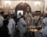 Franţa: Biserica Sf. Serafim de Sarov din Montgeron şi-a marcat ziua hramului