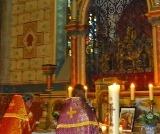 (Foto) Franţa: La Hitonul Mintuitorului nostru Iisus Hristos a fost săvîrşită Sfînta Liturghie (Argenteuil)