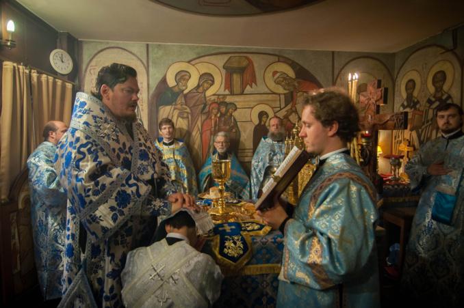 Festivităţi cu prilejul celei de-a 5-a aniversări de slujire arhierească a PS Nestor