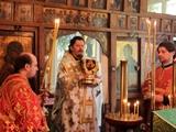 Episcopul Nestor a săvîrșit Sfînta și Dumnezeiasca Liturghie în parohia Sfîntului Duh