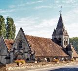 20 ianuarie: Pelerinaj la Biserica Sf. Dionisie Areopaghitul și a Sf. Ioan Botezătorul de la Saintines