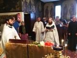 (Română) Hramul mic al Bisericii Sfinților Trei Ierarhi din Paris