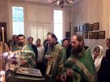 (Fotos) Hramul Comunității ortodoxe moldovenești de la Paris