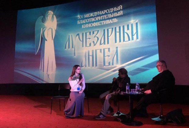 """(Română) Laureații Festivalului Filantropic International de Film """"Îngerul de lumină"""" desfășurat la Moscova"""