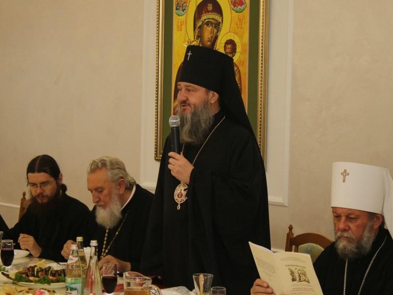 """Conferința teologico-științifică internațională """"Lecturi paisiene"""" și-a încheiat lucrările la Mănăstirea Noul-Neamț din Moldova"""