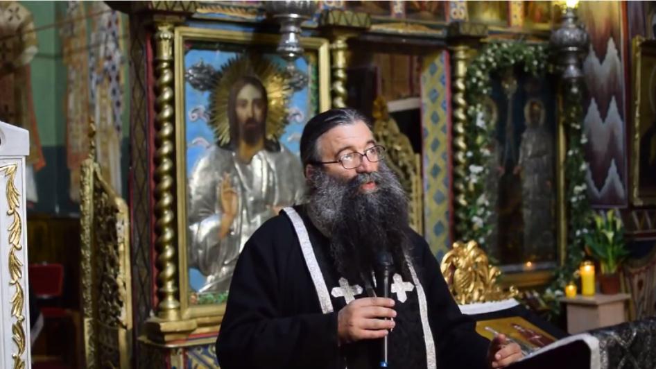 Părintele Nicolae Tănase la Biserica Sfinții Ioachim și Ana [30 MARTIE 2017]