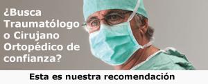 Equipo Dr. Joan de Quadras - Traumatología y Cirugía Ortopédica