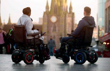 como elegir silla de ruedas eléctricas