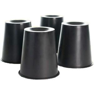 Elevadores cónicos camas/sillas 15 cm