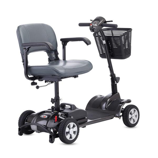 Scooter eléctrico compacto acompañante de compras FLIP de B+B 6