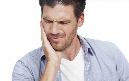 Dores mandibulares DTM