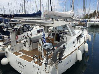 Beneteau Oceanis 38 | Ortsasailing