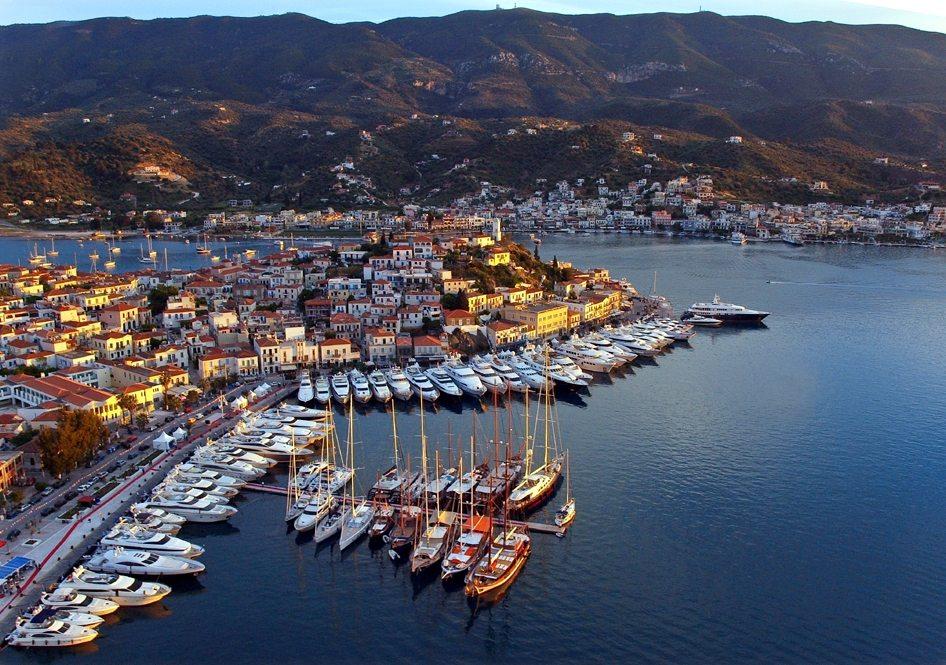Poros Destinations Sailing holidays