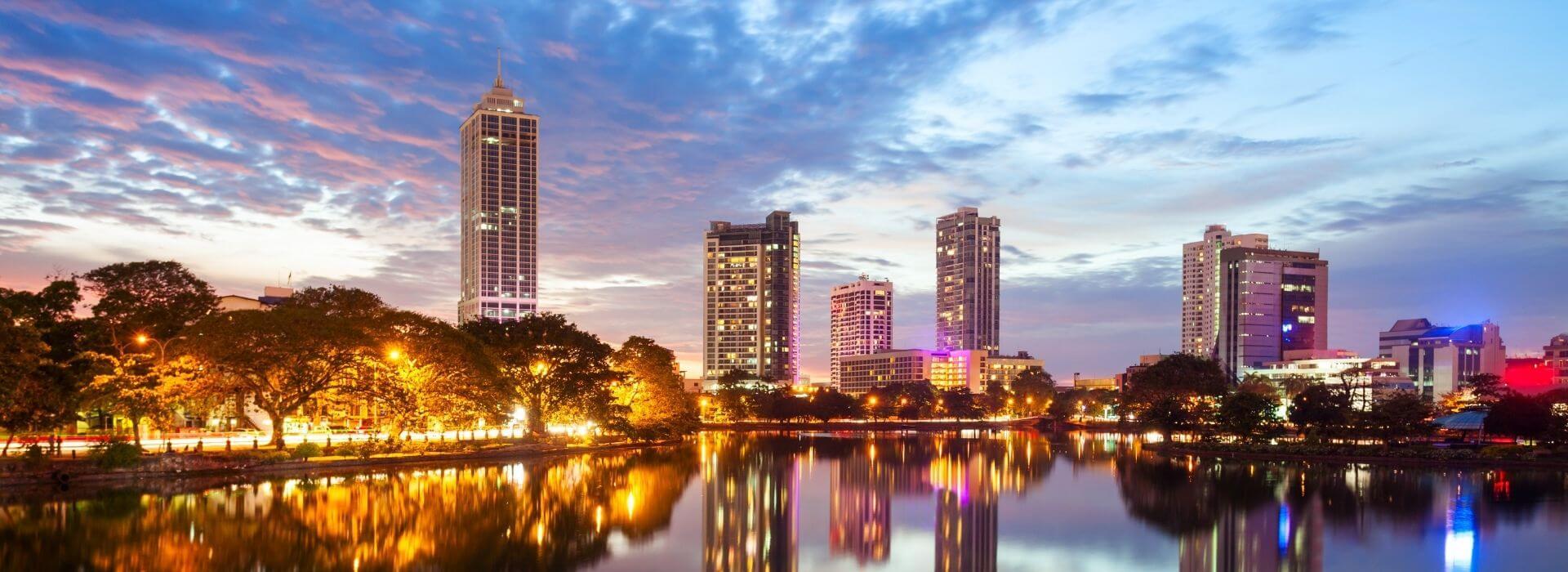 Colombo Skyline