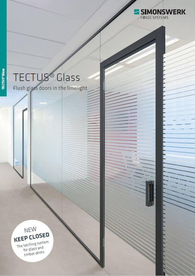 TECTUS Glass Hinges