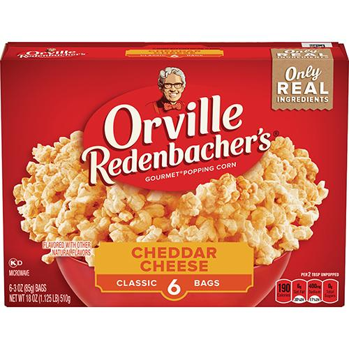sweet savory popcorn products