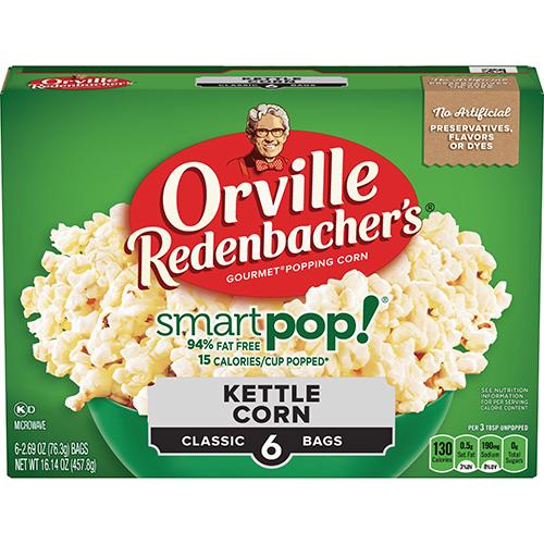 smartpop kettle corn