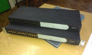 Donacija mrežne opreme Vindije 2012