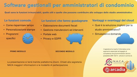 Informatizzazione dello studio amministrativo