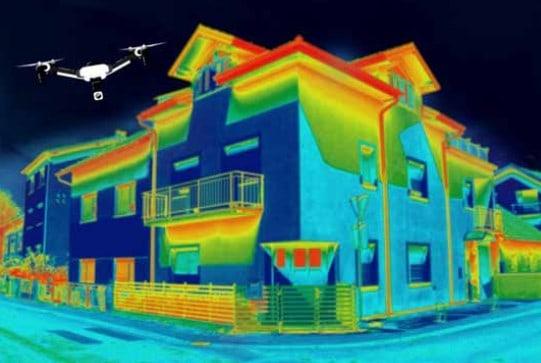 Uso dei droni per gli amministratori di condominio